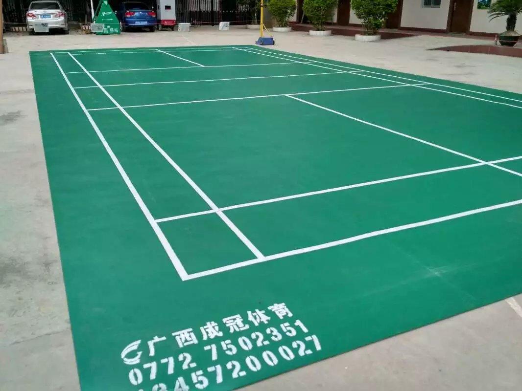 广西PVC地胶施工队