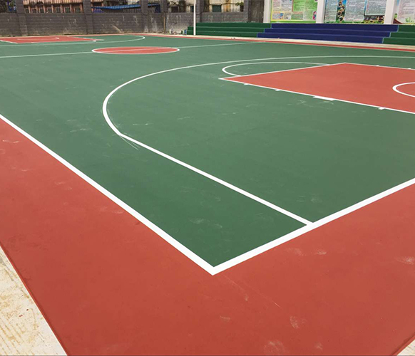 钦州塑胶球场材料预算