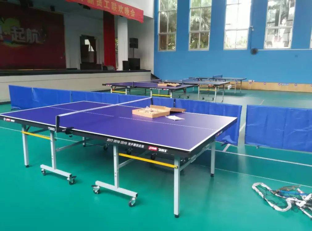 比赛用乒乓球地胶PVC地板