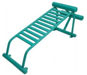 CG-F45-Q37室外健身体育器材小区公园户外运动仰卧起坐收腹锻炼仰卧板腹肌板