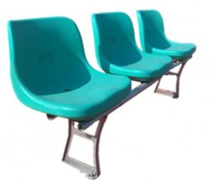 CG-Y22室外观众椅体育场田径场地可移动观众席体育馆篮球场足球场活动看台座椅室外