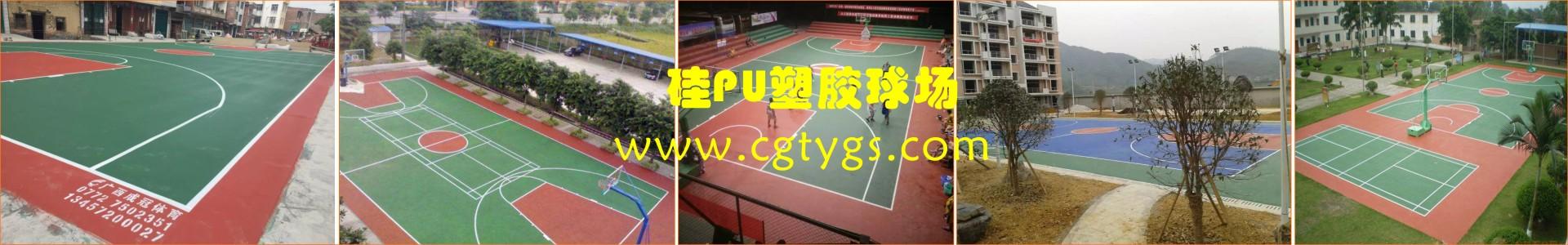 硅PU塑胶球场
